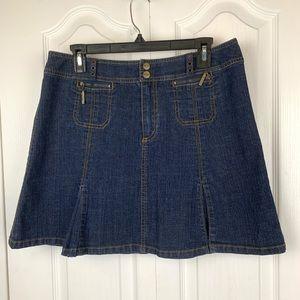 Jones Wear Jeans Denim Skirt